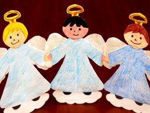 Кіровоградщина: «Різдвяний Ангел» завітав до дітей у школу-інтернат (ВІДЕО)