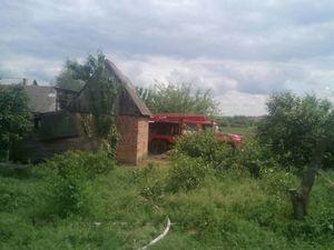 У селах Кіровоградщині часто загоряються господарчі споруди у приватному секторі  (ФОТО)