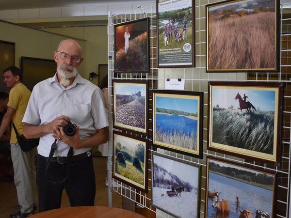 Художники Кіровоградщини представили свої роботи, створені під час пленеру (ФОТО)