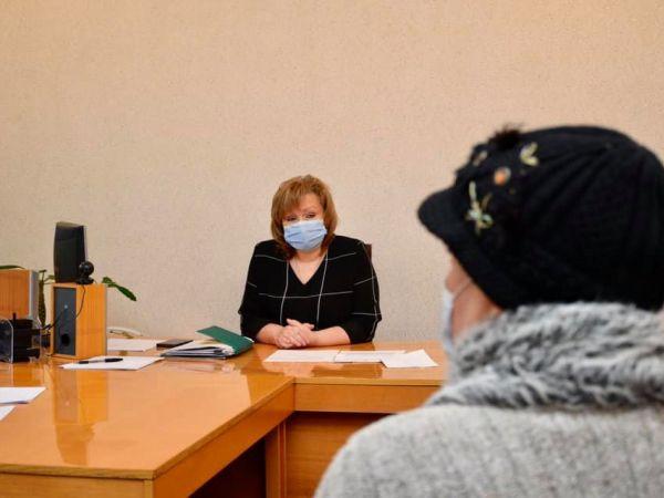 Кіровоградщина: З якими питаннями зверталися громадяни до заступниці голови ОДА?