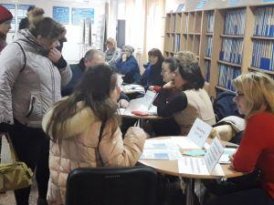 У Кропивницькому громадянам з інвалідністю пропонували вакансії