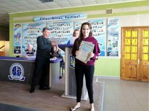 Кропивницькі плавці успішно виступили на чемпіонаті області