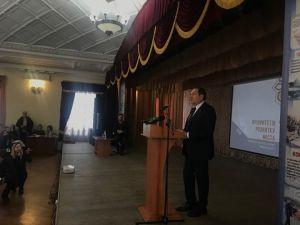 У Кропивницькому міський голова розпочав звіт виконаної роботи за рік