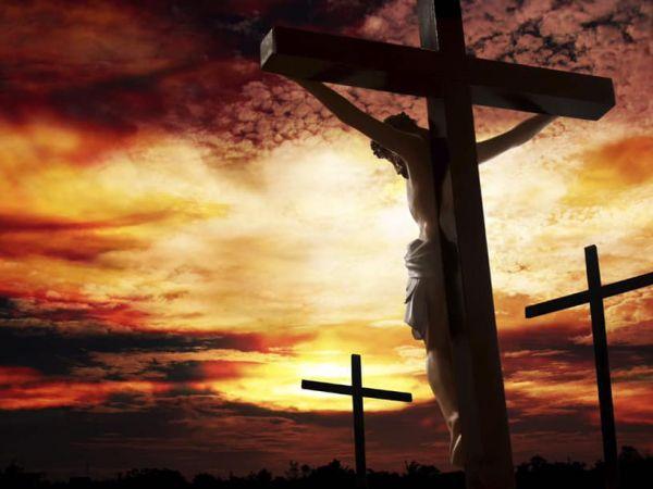 У Велику п'ятницю Церква згадує неправедне осудження Господа Ісуса Христа