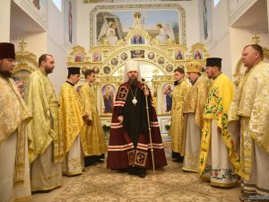 На Кіровоградщині освятили нову українську церкву (ФОТО)