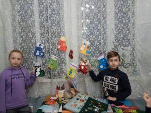 У Кропивницькому школярі працювали у майстерні Святого Миколая