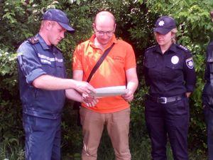 Лісівники та правоохоронці застерігають громадян від необережного поводження з вогнем у лісі