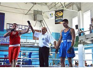 У Кропивницькому триває чемпіонат України з боксу