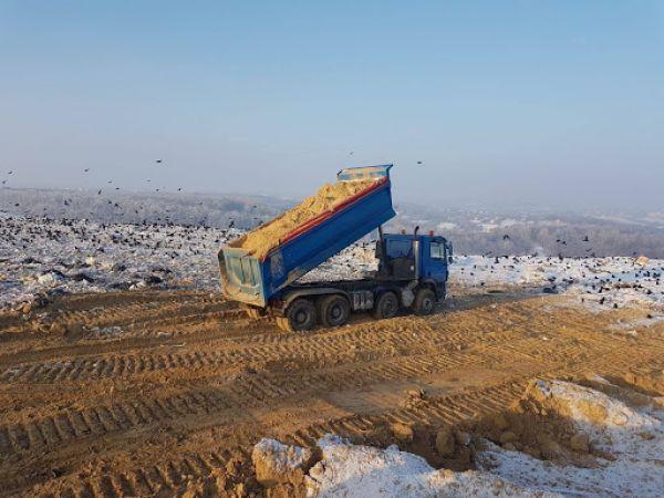 Комунальне підприємство сплатить 200 тисяч державі за неправильне захоронення відходів