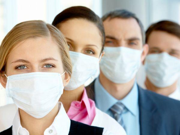 Кропивничан закликають одягати медичні маски у поліклініках