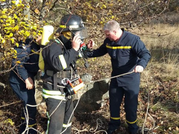 Кіровоградська область: Надзвичайники врятували котика та собачку