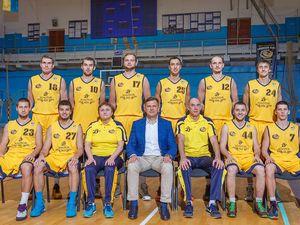 """Баскетбольная команда """"Золотой Век"""" нуждается в нашей поддержке"""
