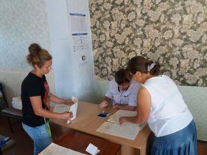 Вибори у Кропивницькому: члени ДВК рахують бюлетені