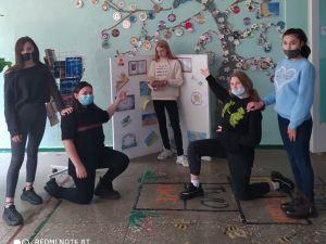 """Кропивницький: У селищі Новому школярі гралися у """"Мовну звукоплетінку"""""""