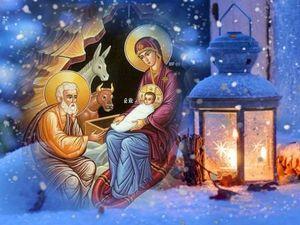 Єпископ Марк вітає православних вірян Кіровоградщини з Різдвом Христовим