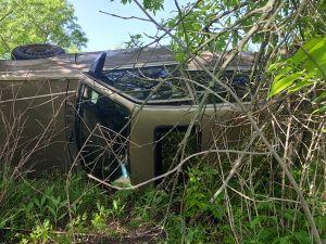 На Новомиргородщині сталася аварія (ФОТО)
