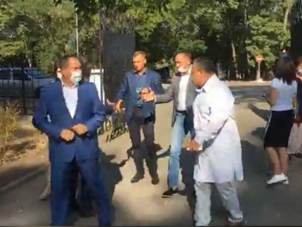 Як у Кропивницькому відкривають діагностичний центр (ВІДЕО)