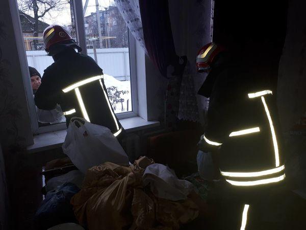 На Некрасівці через вибух газу постраждала одна людина