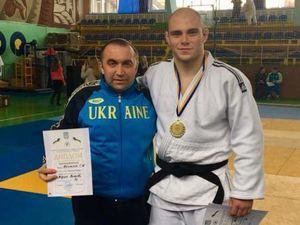 Кропивницькі дзюдоїсти вибороли дві медалі на чемпіонаті України
