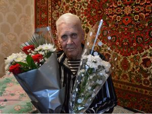 У Кропивницькому зі сторіччям привітали ветерана Другої світової