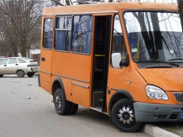 На Кіровоградщині маршрутка з пасажирами врізалася у дерево (ФОТО)