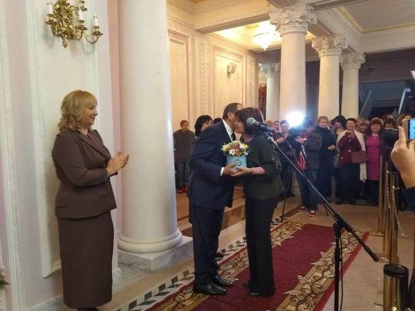 У Кропивницькому привітали працівників культури та майстрів народного мистецтва (ФОТО)
