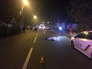 Кропивницький: Як виглядає вбивця, який розстріляв 40-річного чоловіка учора вночі?