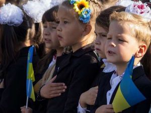 Кропивницький: Чи варто школярам співати Гімн України?
