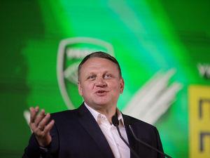 На президентських праймеріз УКРОПу в Кропивницькому переміг Олександр Шевченко
