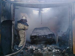 Кіровоградська область: Бійці ДСНС ліквідували п'ять пожеж у житловому секторі