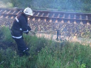 За добу на Кіровоградщині виникло три пожежі на відкритих територіях