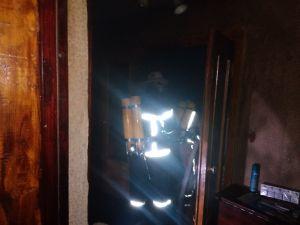 У Смоліно під час гасіння пожежі вогнеборці врятували чоловіка