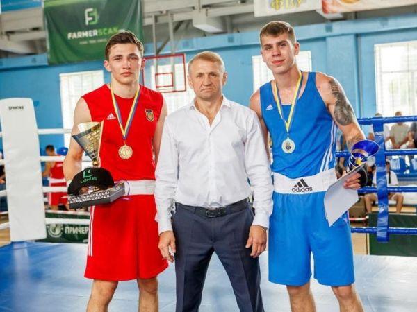 Відбувся Всеукраїнський турнір з боксу пам'яті заслуженого тренера України Віктора Звєрєва