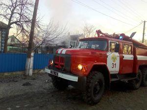 Кіровоградська область: Вогнеборці подолали дві пожежі в житловому секторі