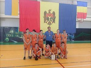 На міжнародному турнірі кропивницькі баскетболісти завоювали срібло