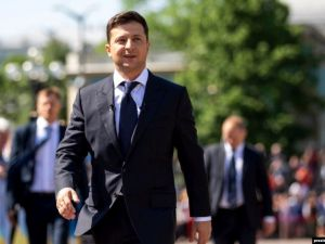 До нашого міста завітає новообраний президент Зеленський?