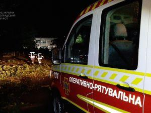 Кіровоградська область: Без електропостачання залишились 129 населених пунктів
