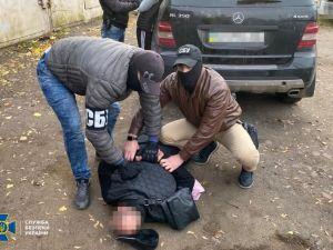 На Кіровоградщині заарештували банду вимагачів
