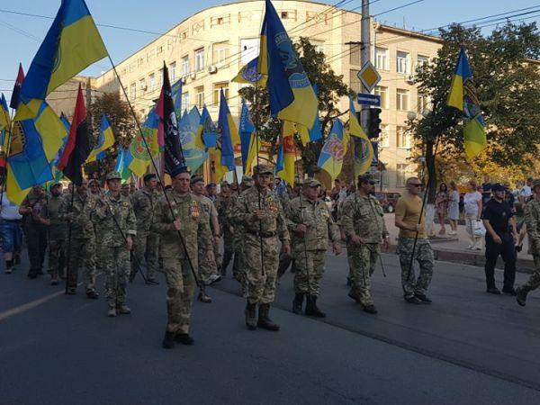 У Кропивницькому відбудеться марш на честь захисників  України