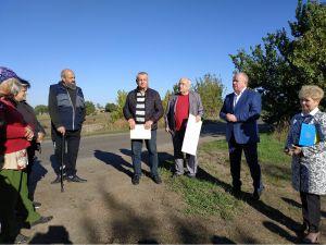 Кіровоградщина: Мешканці Долинської тепер мають доступ до питної води