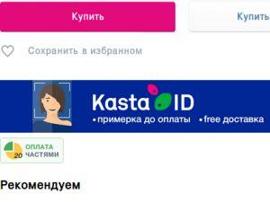 Kasta.ua та ПриватБанк продаватимуть електроніку в розстрочку