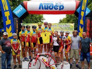 Юні кропивницькі велосипедисти успішно виступили на змаганнях всеукраїнського рівня