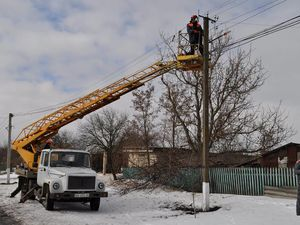 На сьогоднішній ранок майже півсотні населених пунктів Кіровоградщини лишились без світла