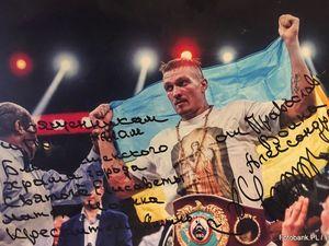 Громада Благовіщенського храму вітає з перемогою православного спортсмена Олександра Усика