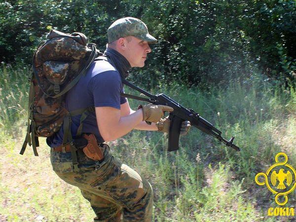 Кропивницькі сокільці провели тренування з тактики (ФОТО)