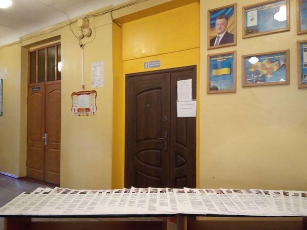 На одній із дільниць Кіровоградщини проголосувало 100% виборців