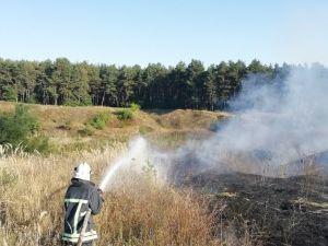 Рятувальники Кіровоградщини приборкали шість пожеж у житловому секторі
