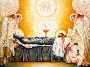 Що таке Богородична Пасха. Третє святкування Всемилостивому Спасу