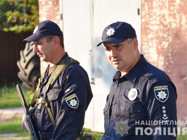 Зведений загін поліції Кіровоградщини відбув у зону проведення Операції Об'єднаних сил
