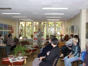 У Кропивницькому презентували каталог авангарду